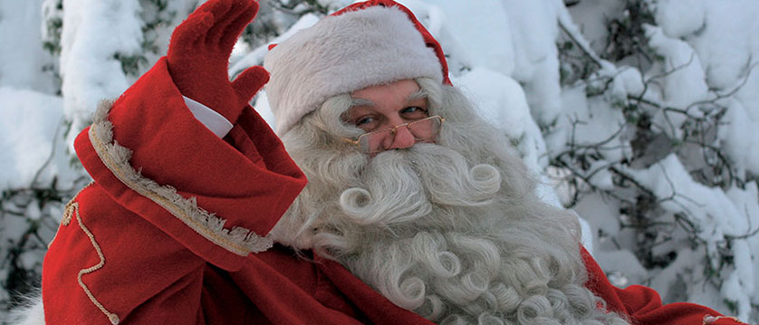 Santa Breaks in Ylläs